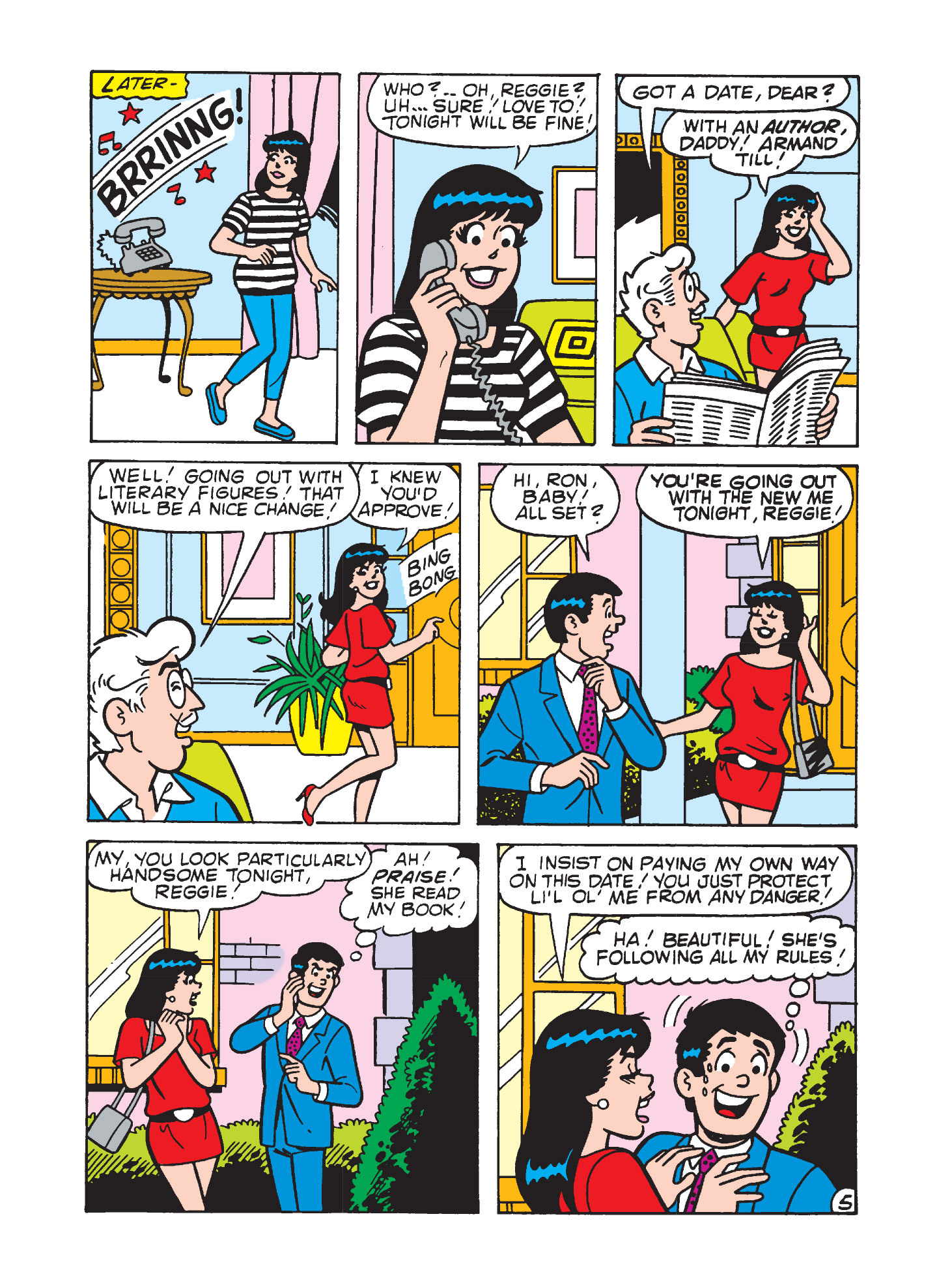 Read online Archie's Funhouse Double Digest comic -  Issue #3 - 101