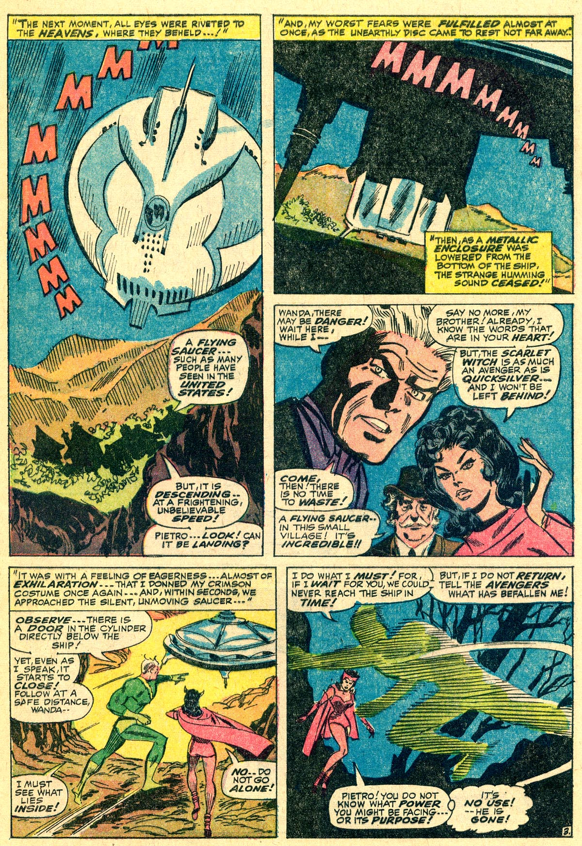 The Avengers (1963) 36 Page 4
