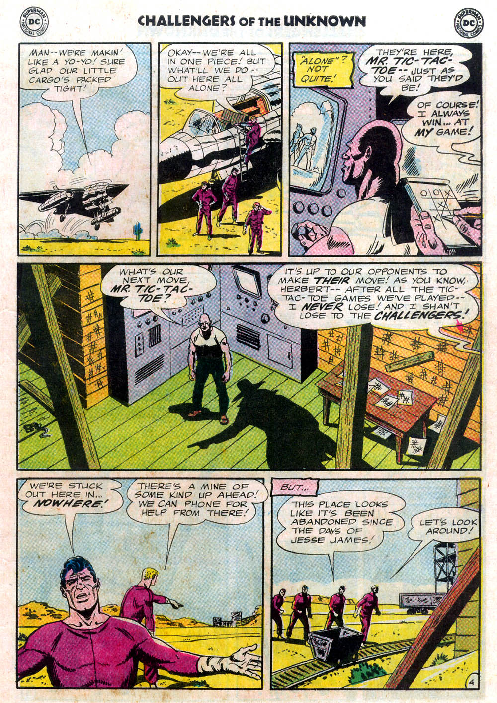 Challengers of the Unknown (1958) issue 47 - Page 18