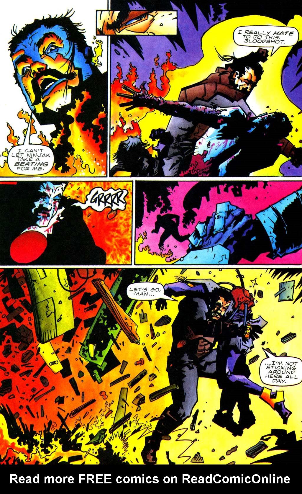 Read online Secret Weapons comic -  Issue #21 - 8