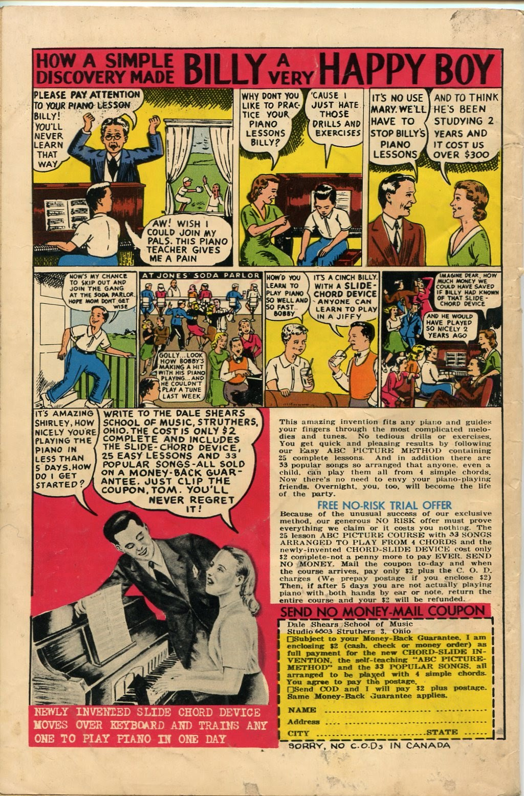 Read online Famous Funnies comic -  Issue #165 - 52