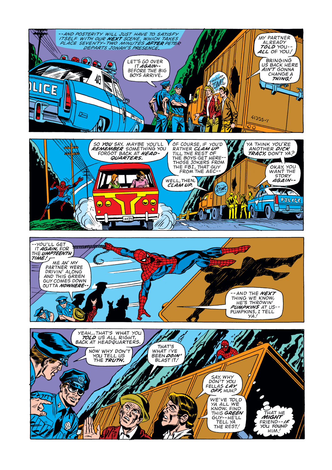 The Amazing Spider-Man (1963) 137 Page 7