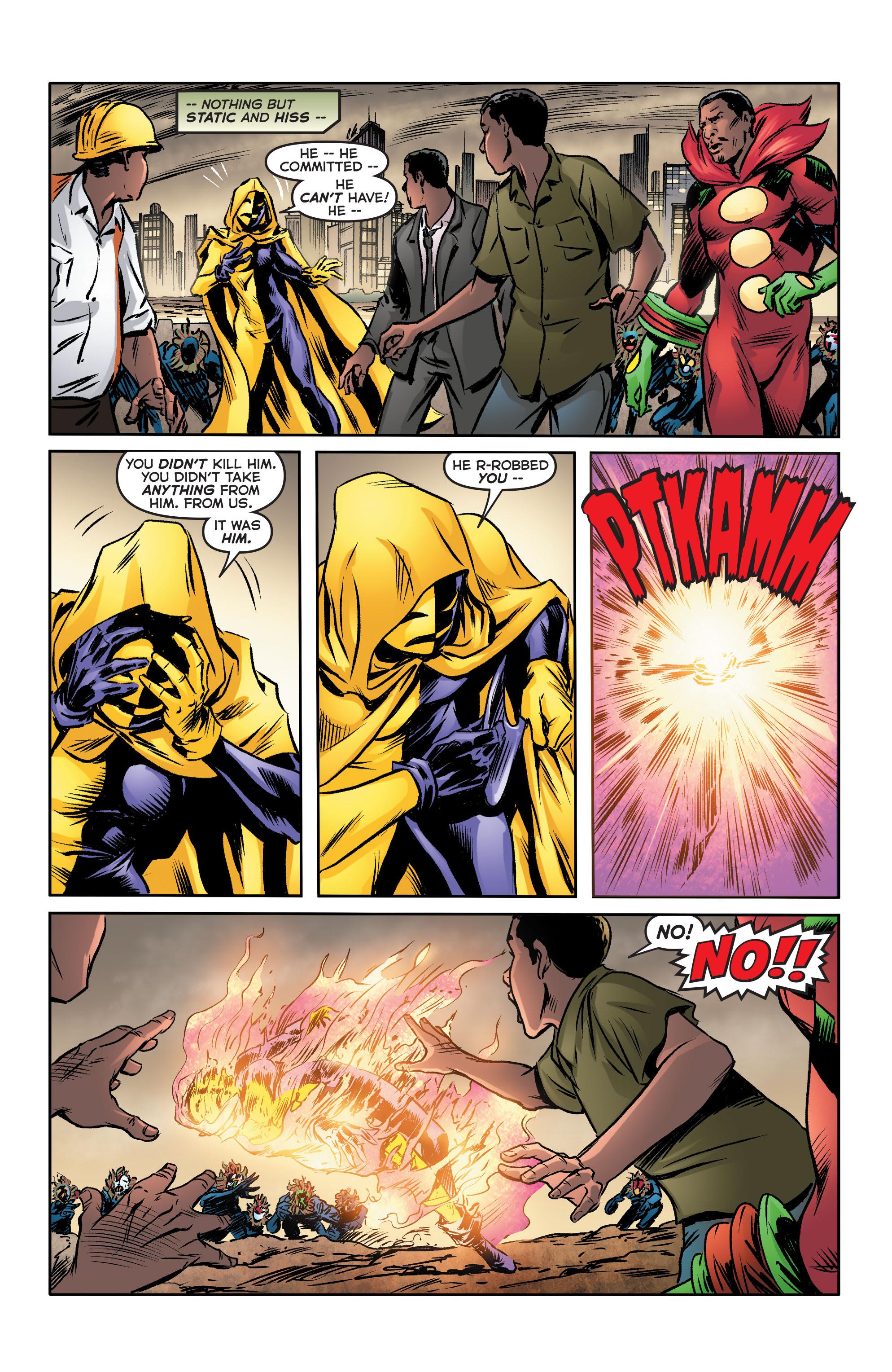 Read online Astro City comic -  Issue #36 - 23