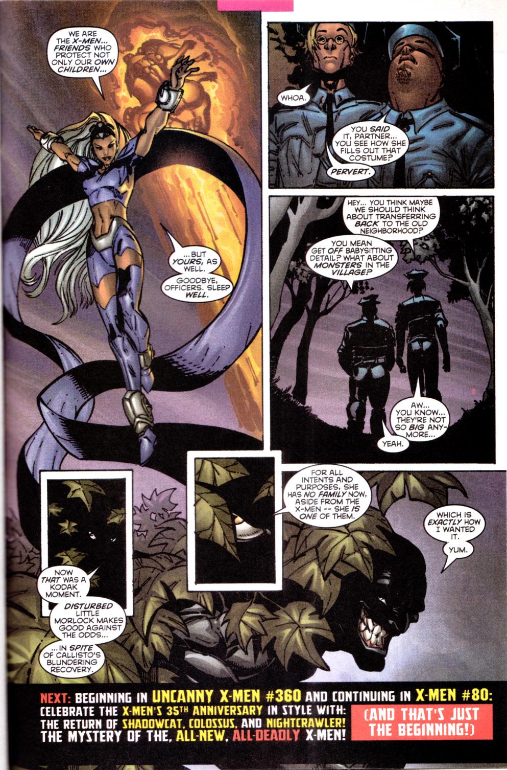X-Men (1991) 79 Page 23
