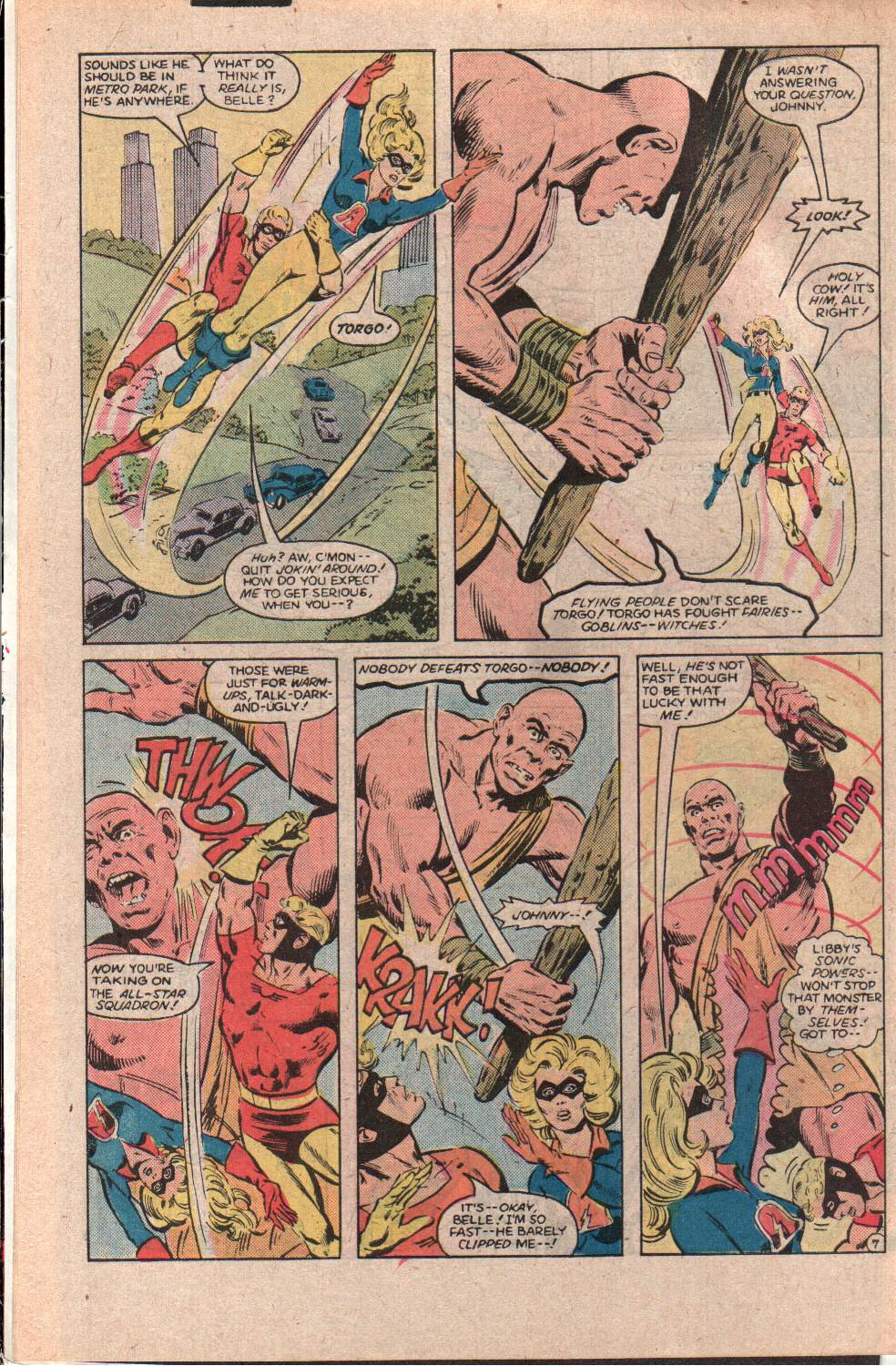 Read online All-Star Squadron comic -  Issue #64 - 10