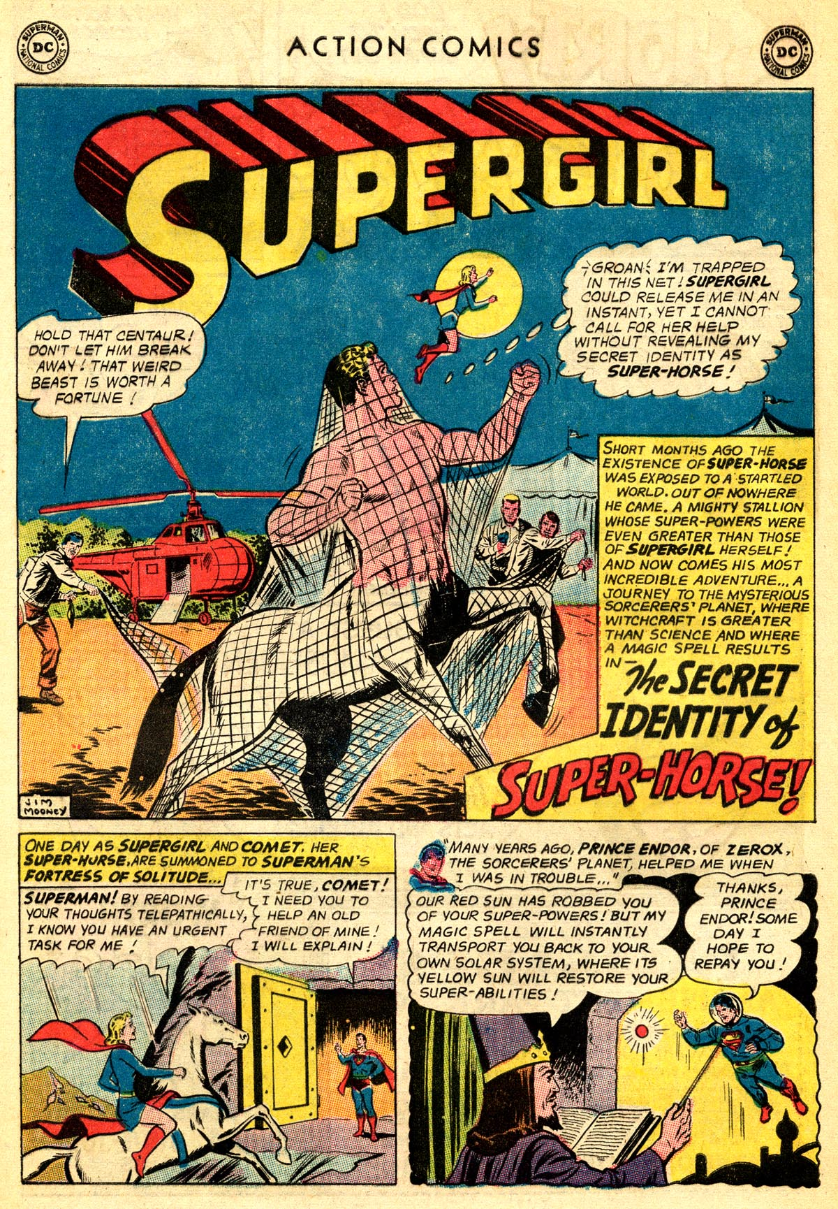 Read online Action Comics (1938) comic -  Issue #301 - 20