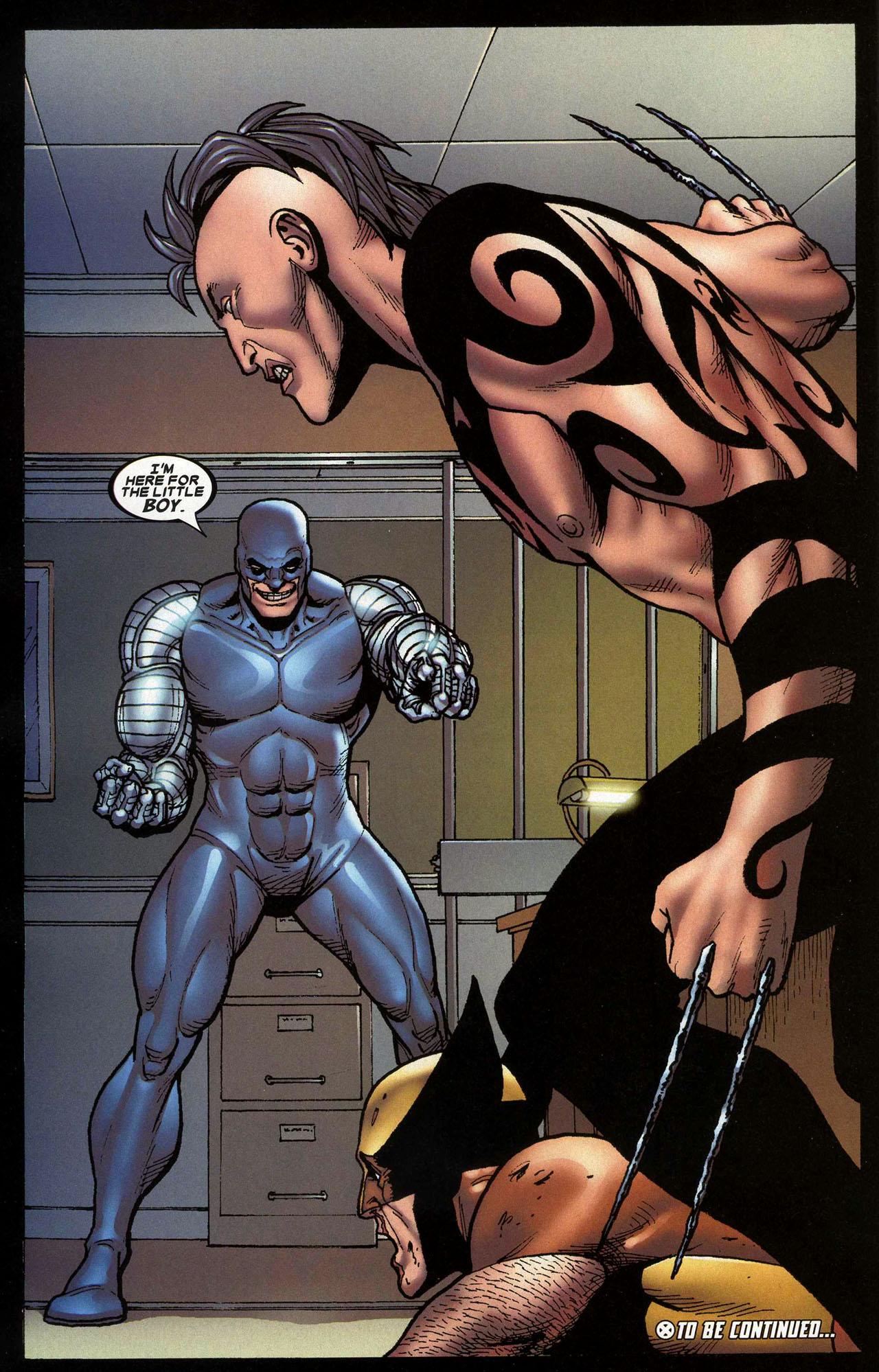 Read online Wolverine: Origins comic -  Issue #13 - 24