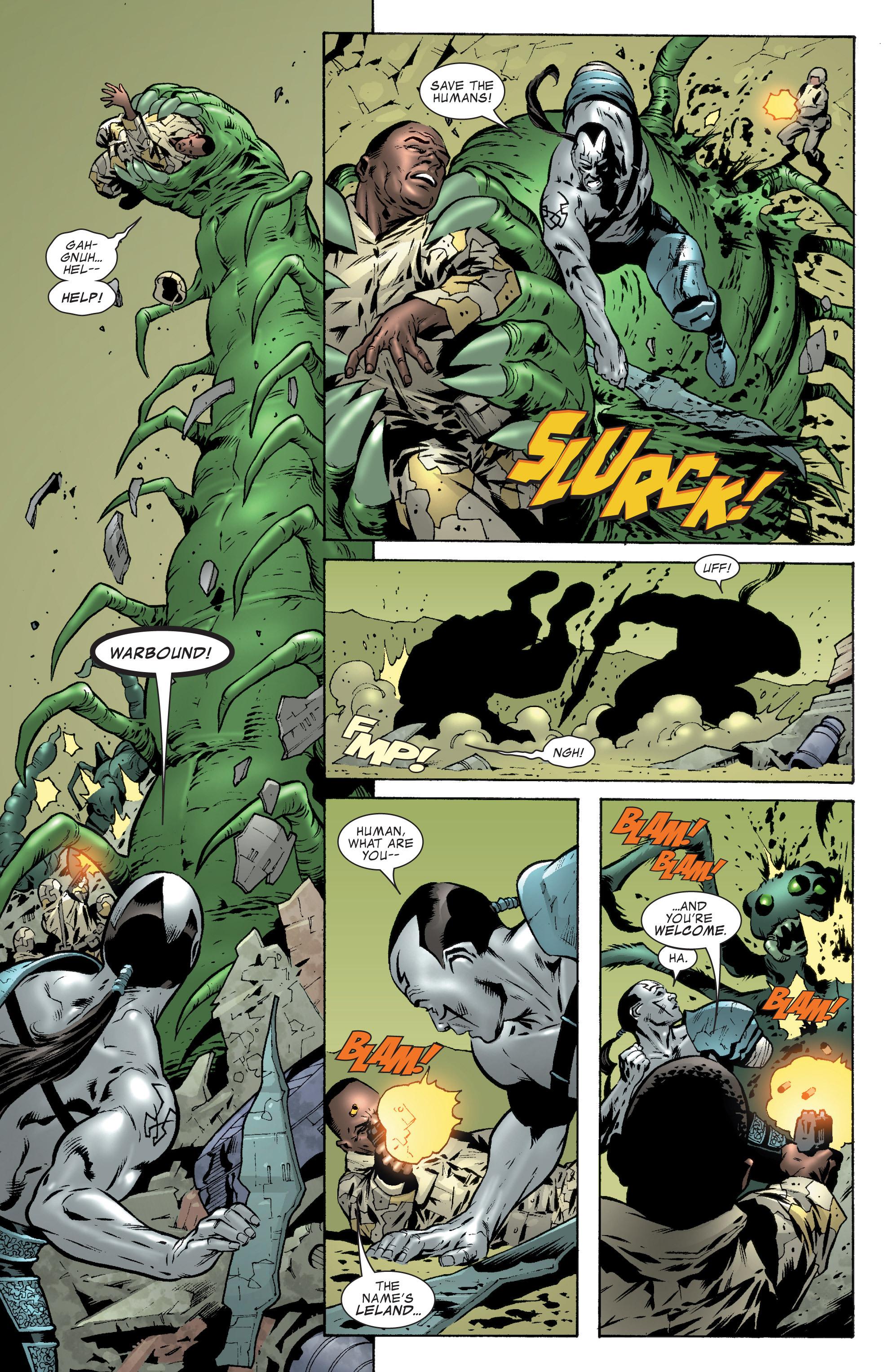 Read online World War Hulk Aftersmash: Warbound, Vol. 1 comic -  Issue #2 - 9