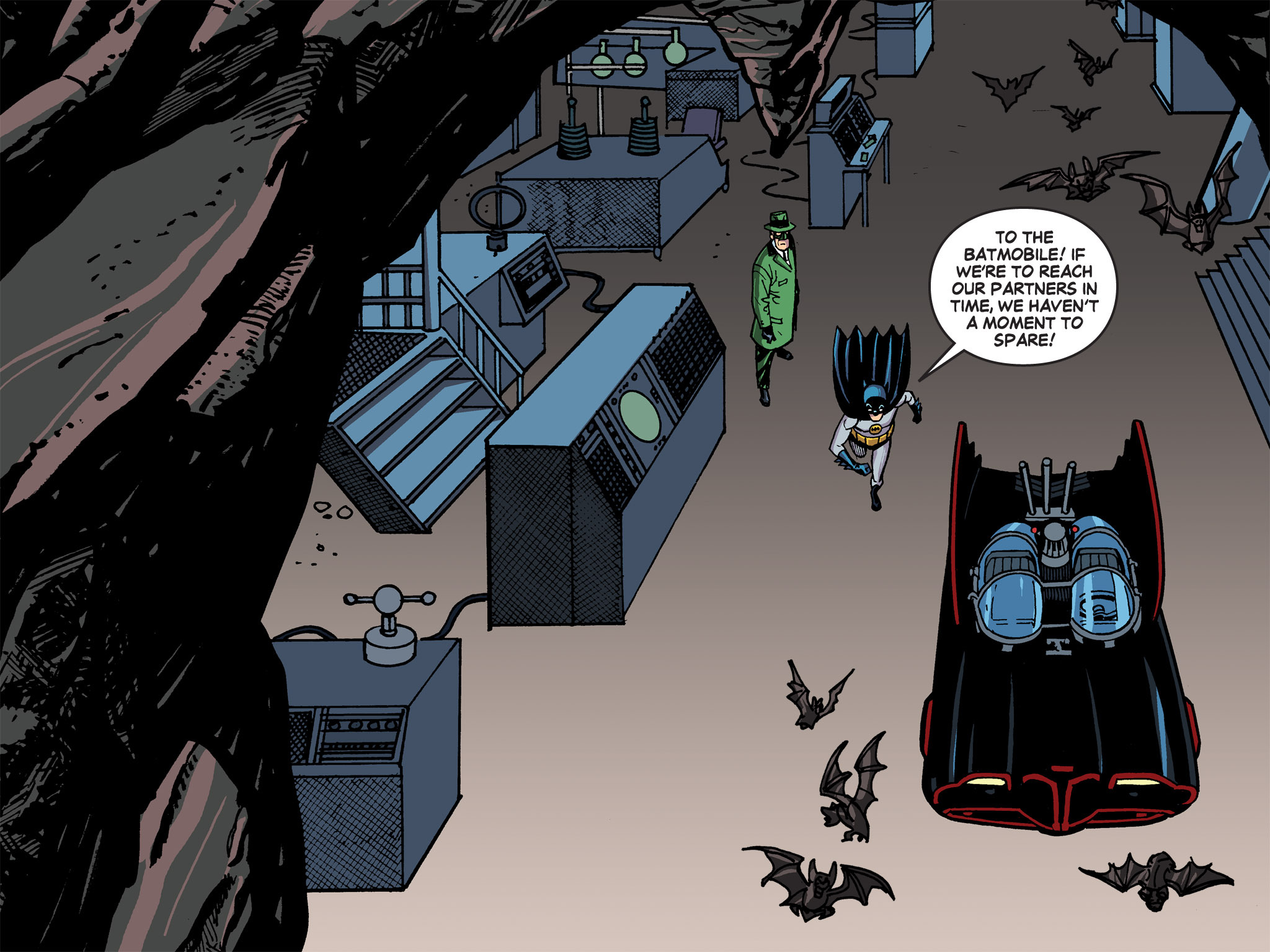 Read online Batman '66 Meets the Green Hornet [II] comic -  Issue #5 - 72