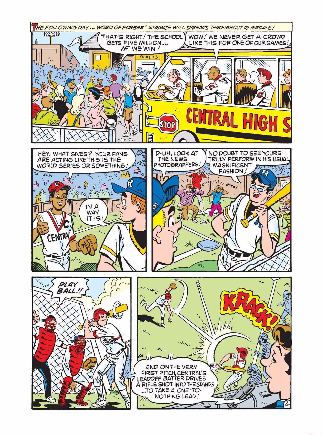 Read online Archie 1000 Page Comics Bonanza comic -  Issue #3 (Part 1) - 165