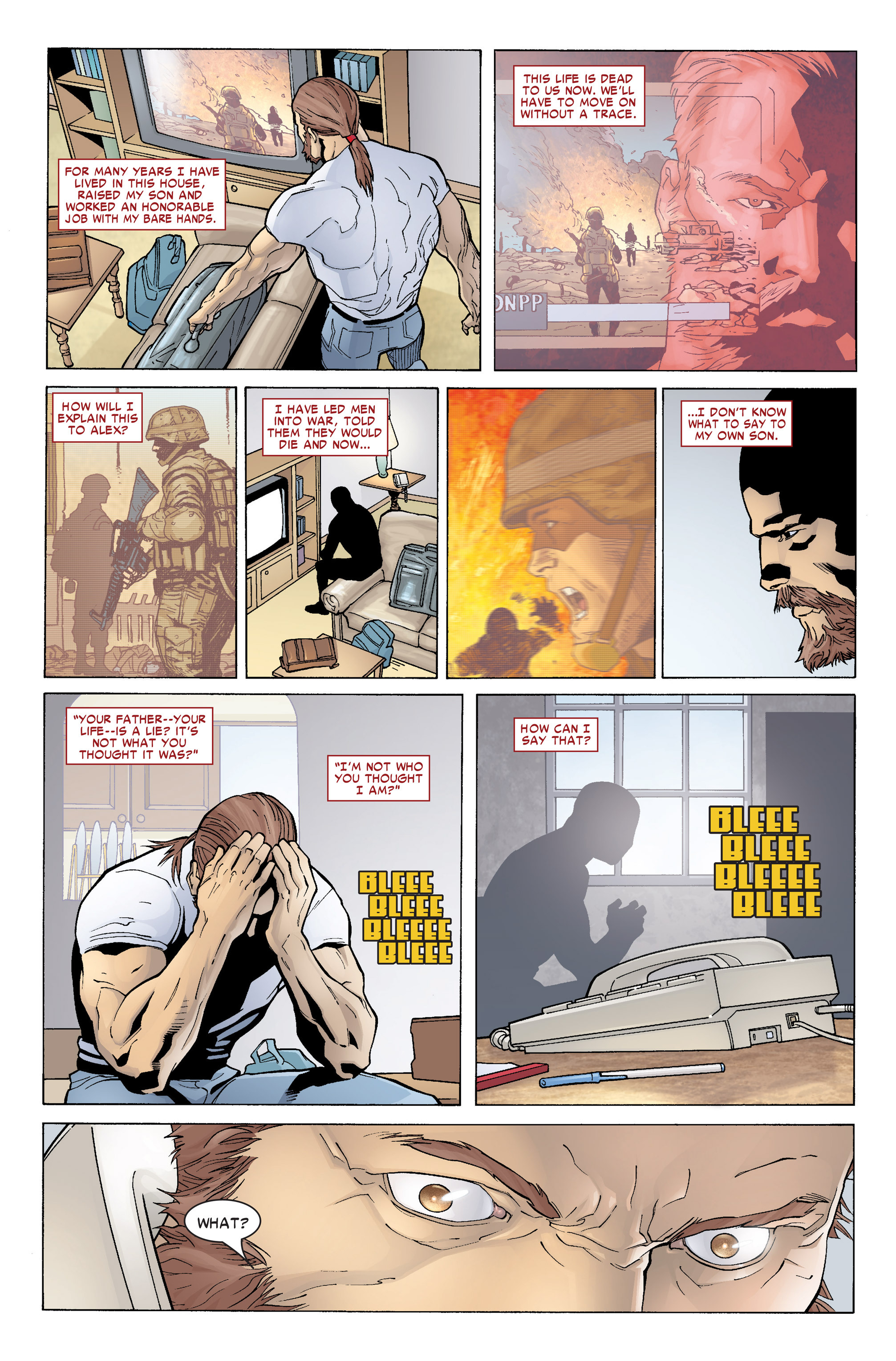 Read online Ares comic -  Issue #1 - 13