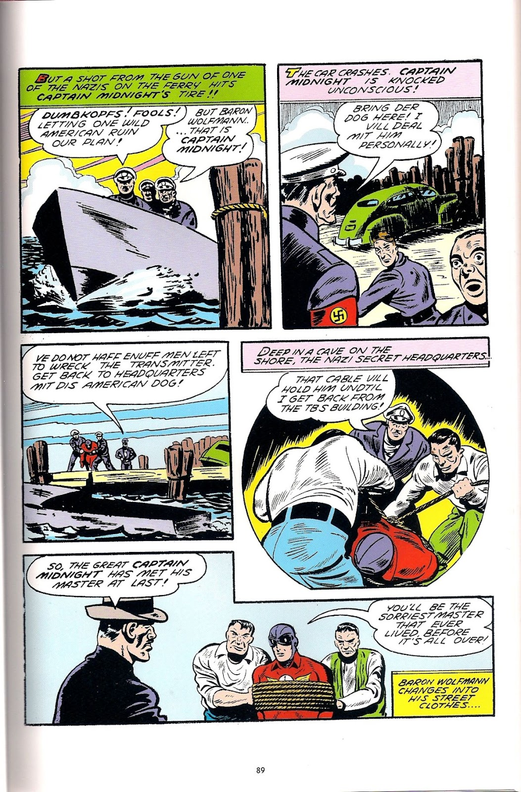 Captain Midnight (1942) issue 6 - Page 21