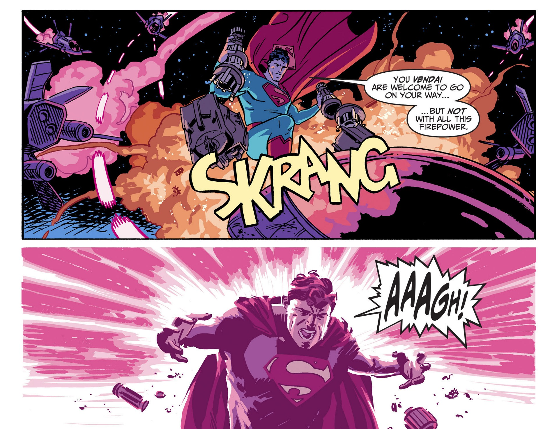 Read online Adventures of Superman [I] comic -  Issue #45 - 10