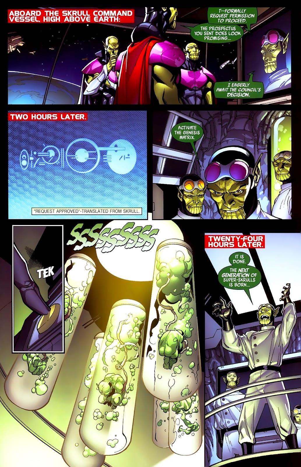 Read online Deadpool (2008) comic -  Issue #2 - 9