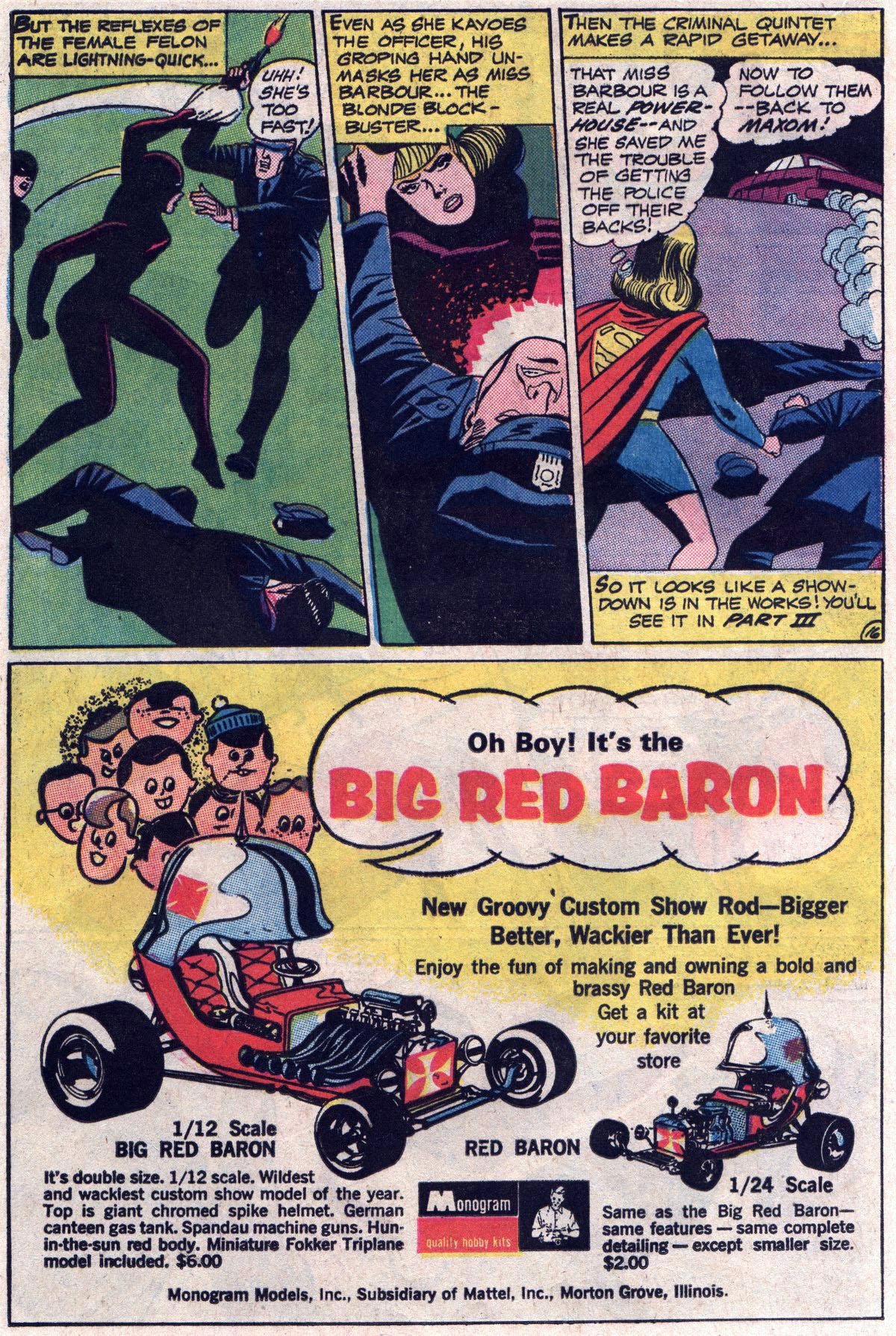 Read online Adventure Comics (1938) comic -  Issue #381 - 20