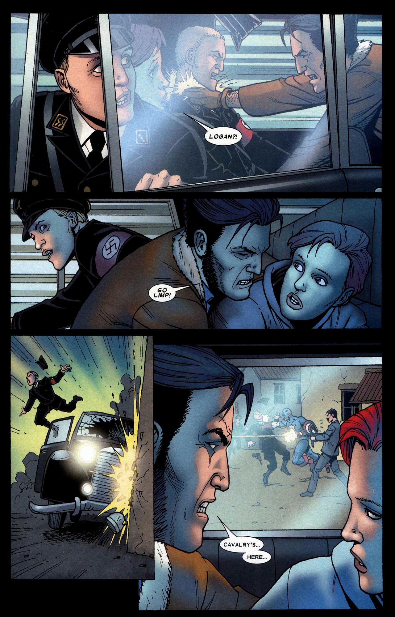 Read online Wolverine: Origins comic -  Issue #16 - 13