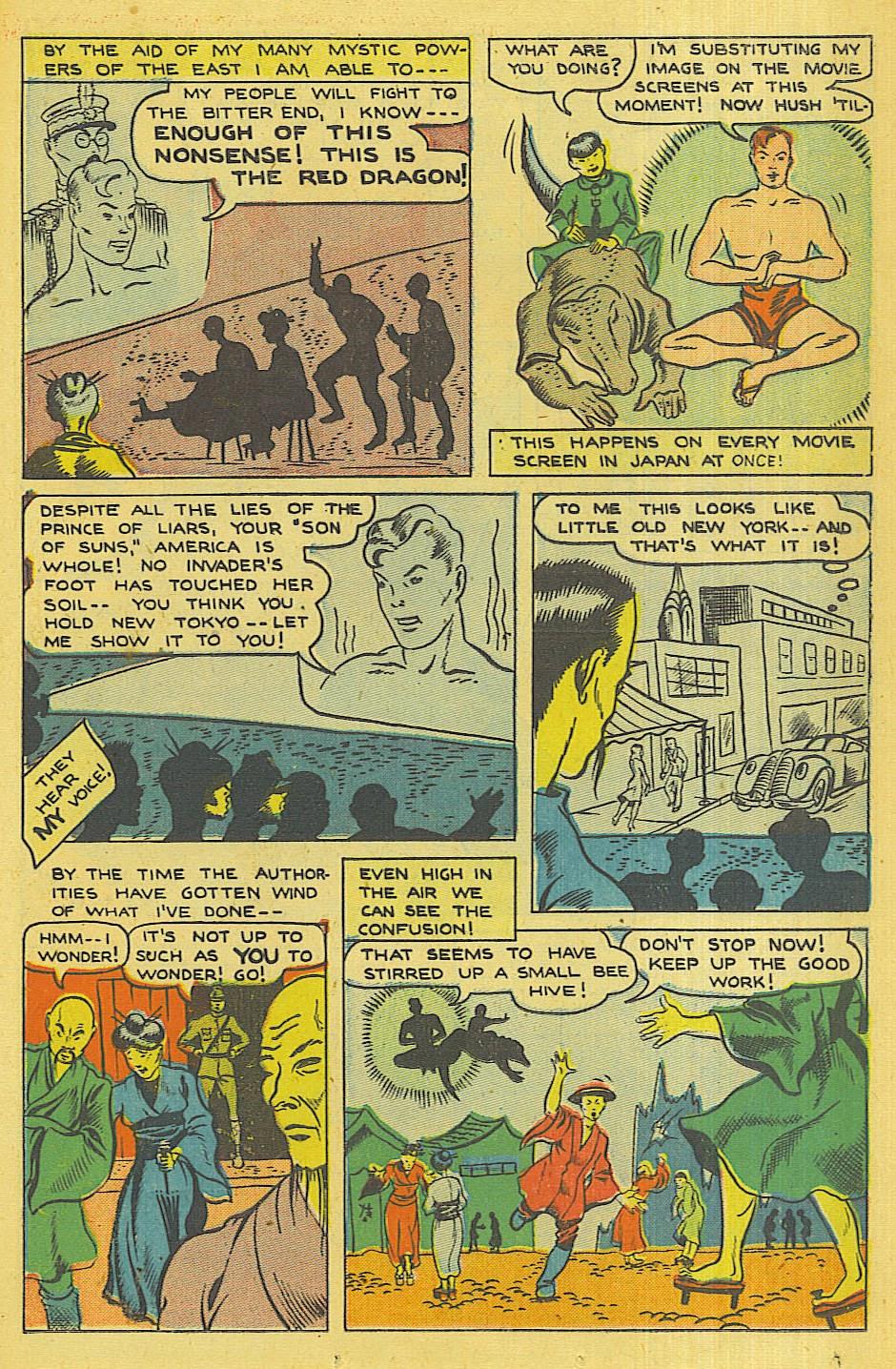 Read online Super-Magician Comics comic -  Issue #42 - 28