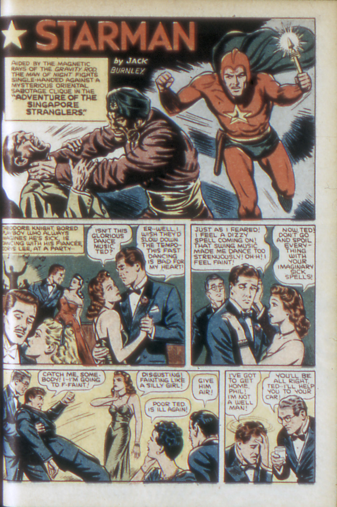 Read online Adventure Comics (1938) comic -  Issue #69 - 4