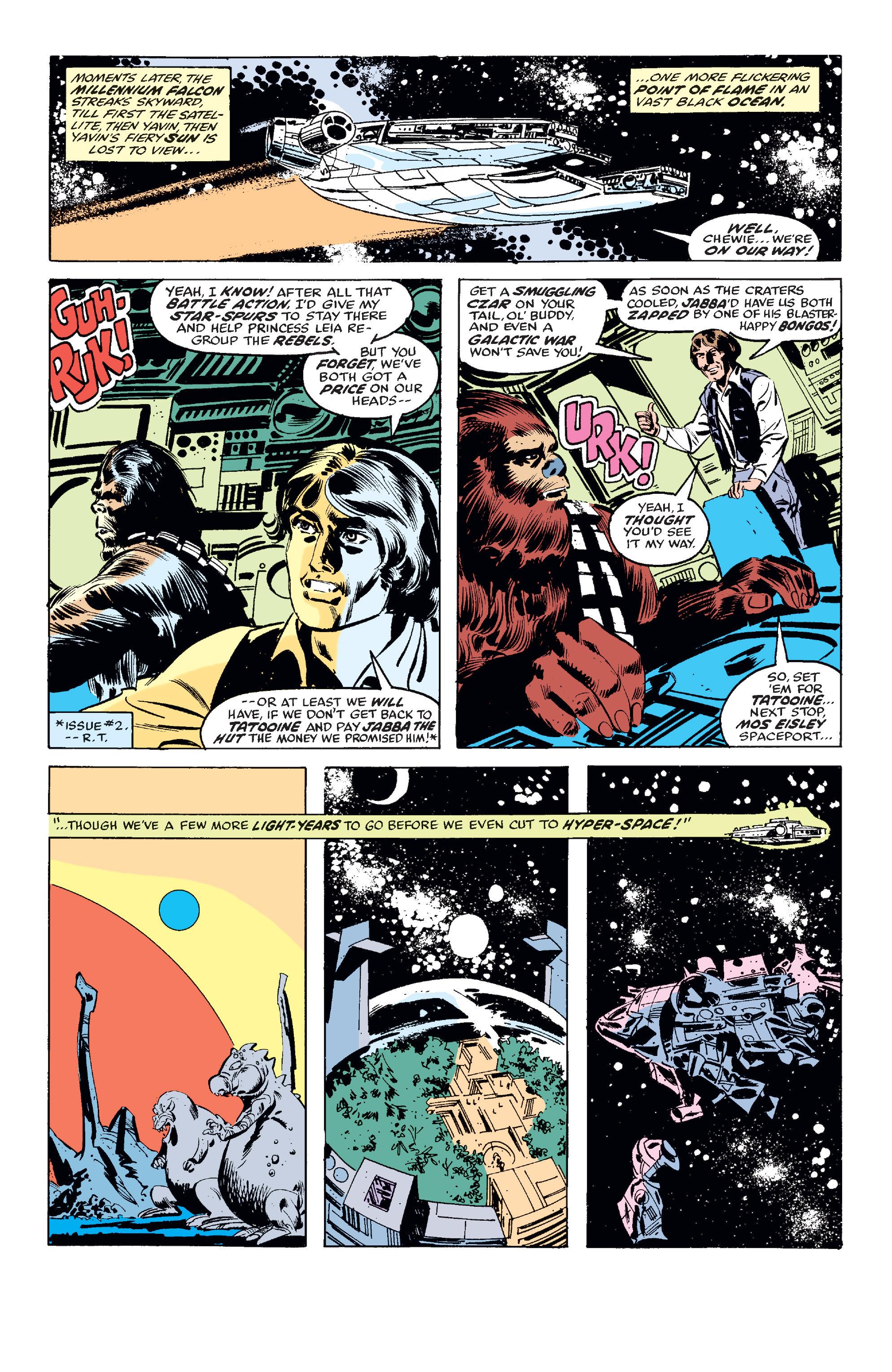 Read online Star Wars Omnibus comic -  Issue # Vol. 13 - 118