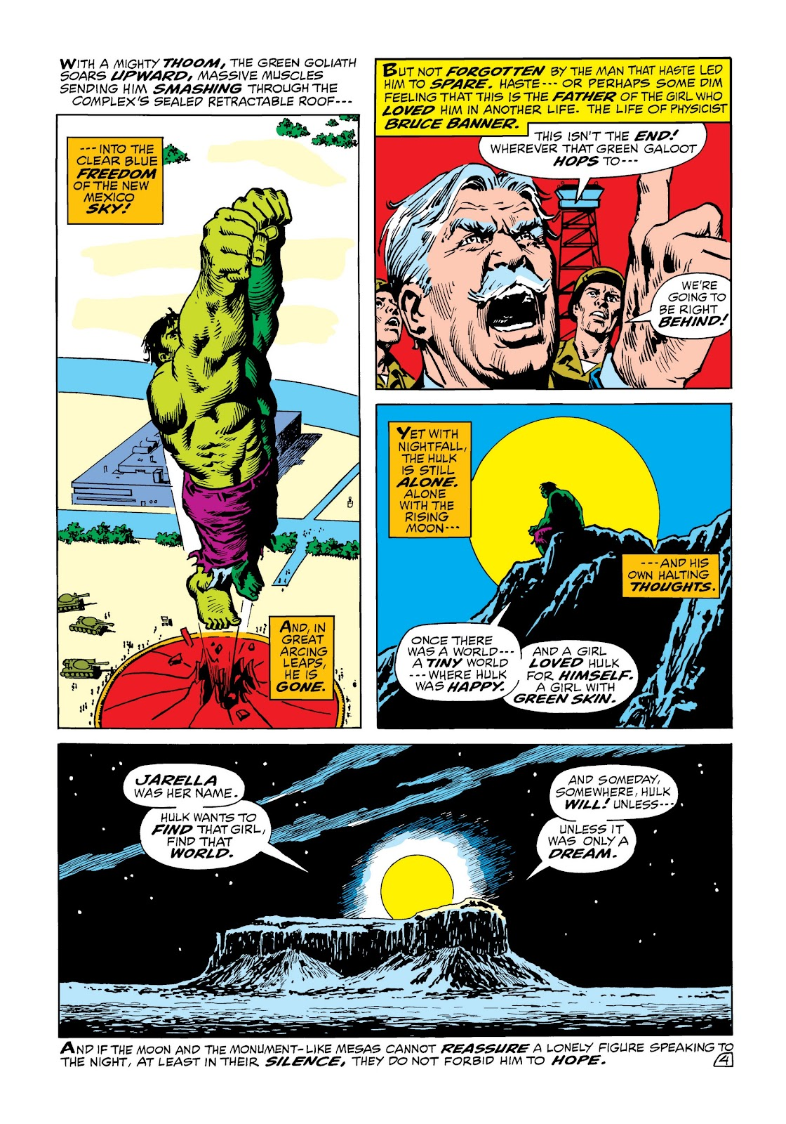 Read online Marvel Masterworks: The Incredible Hulk comic -  Issue # TPB 8 (Part 2) - 34