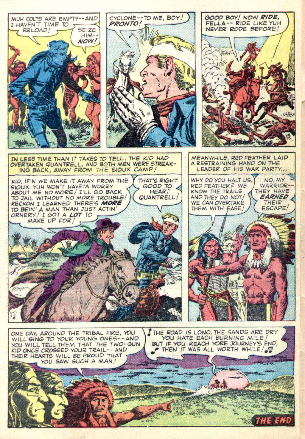 Read online Two-Gun Kid comic -  Issue #49 - 32