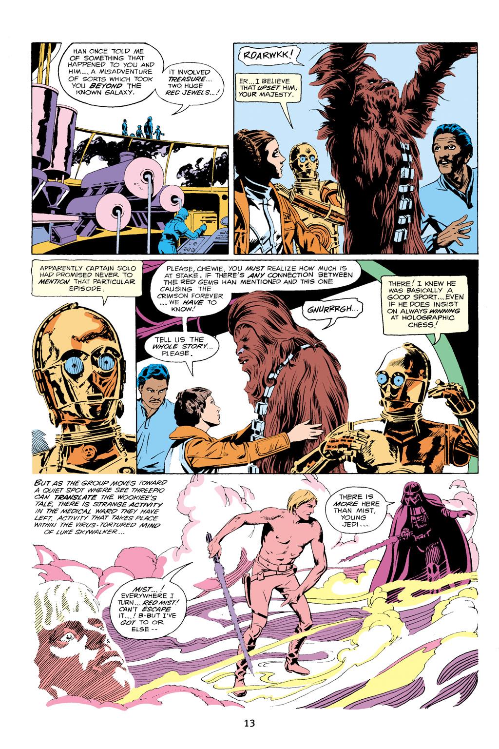Read online Star Wars Omnibus comic -  Issue # Vol. 16 - 14