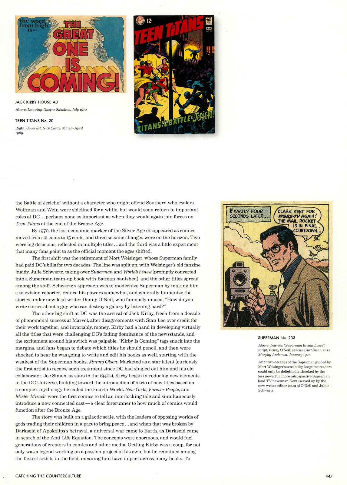 Read online 75 Years Of DC Comics comic -  Issue # TPB (Part 5) - 63