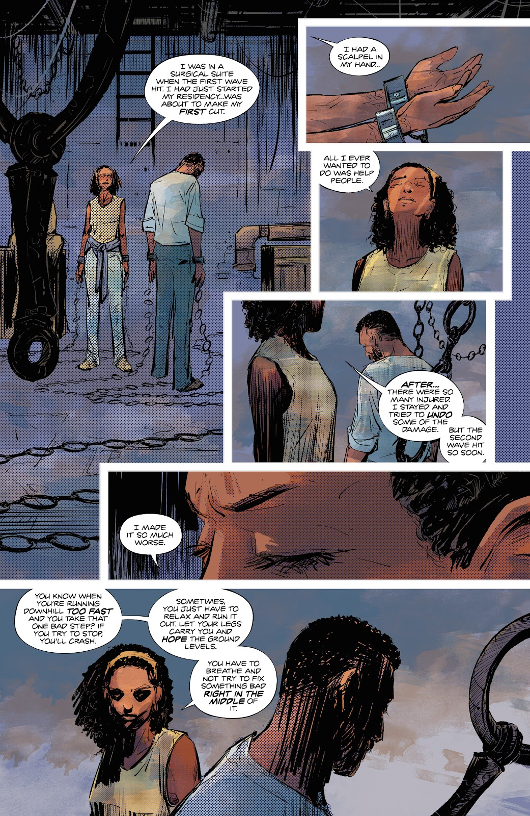 Read online Resonant comic -  Issue #3 - 6