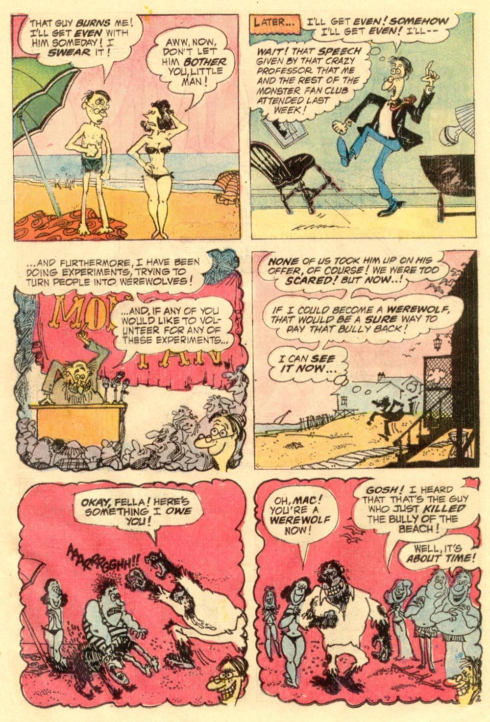 Read online Plop! comic -  Issue #2 - 24