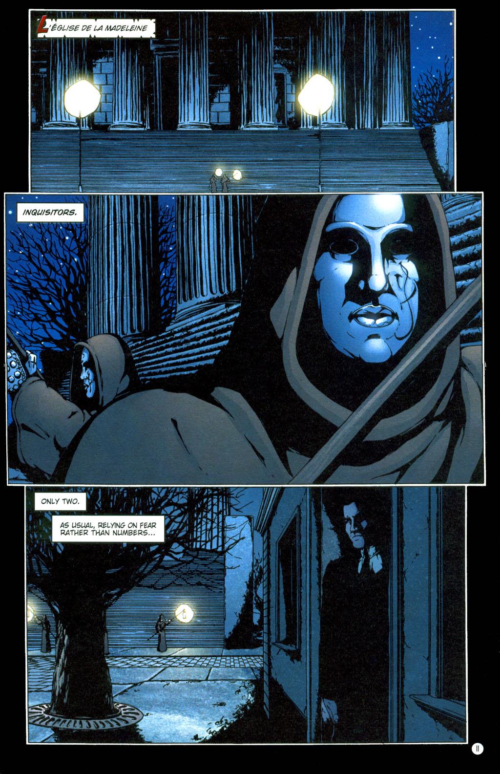 Read online Rex Mundi comic -  Issue #6 - 14
