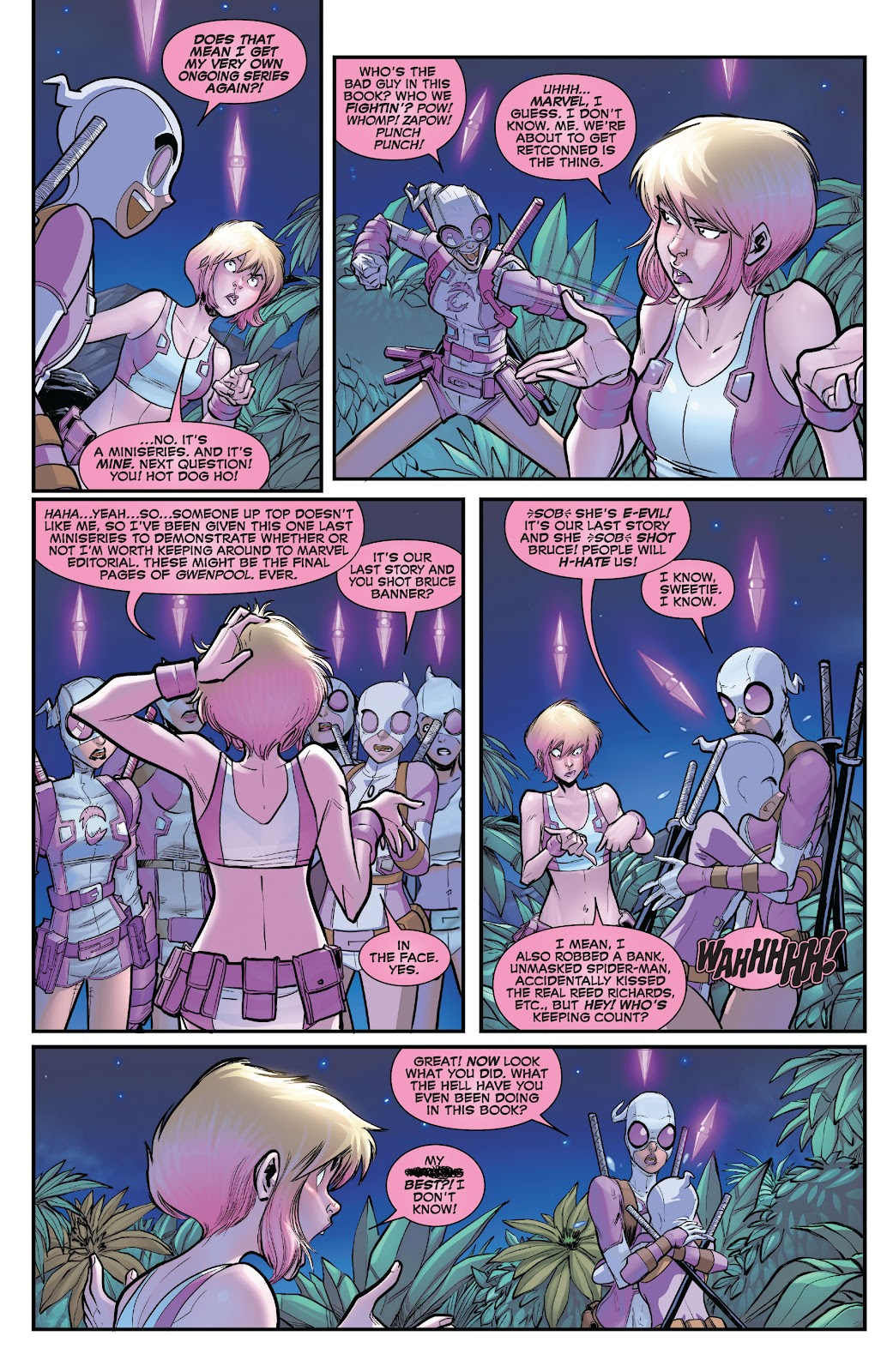 Gwenpool Strikes Back issue _TPB - Page 79