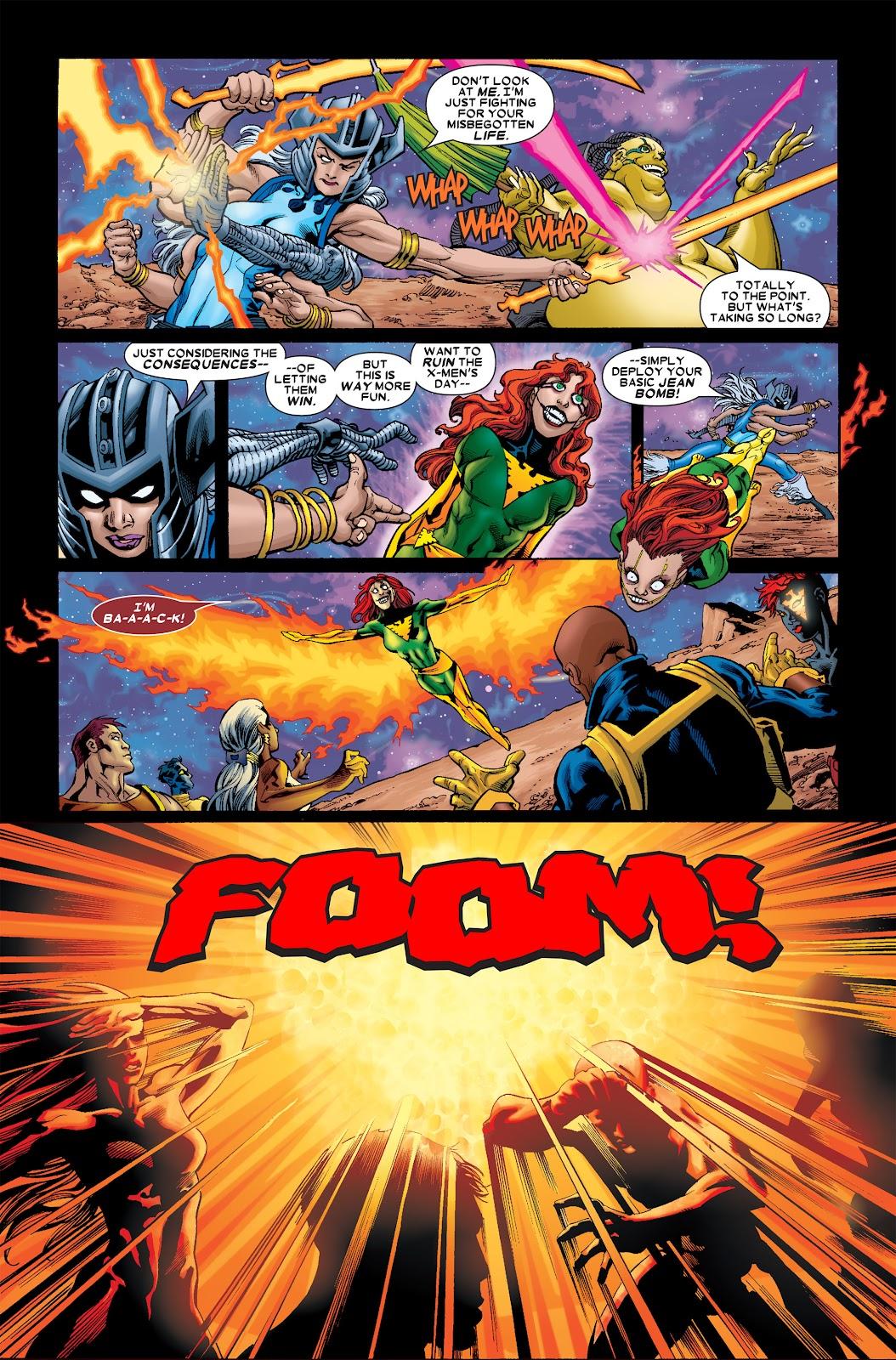 Uncanny X-Men (1963) issue 461 - Page 4