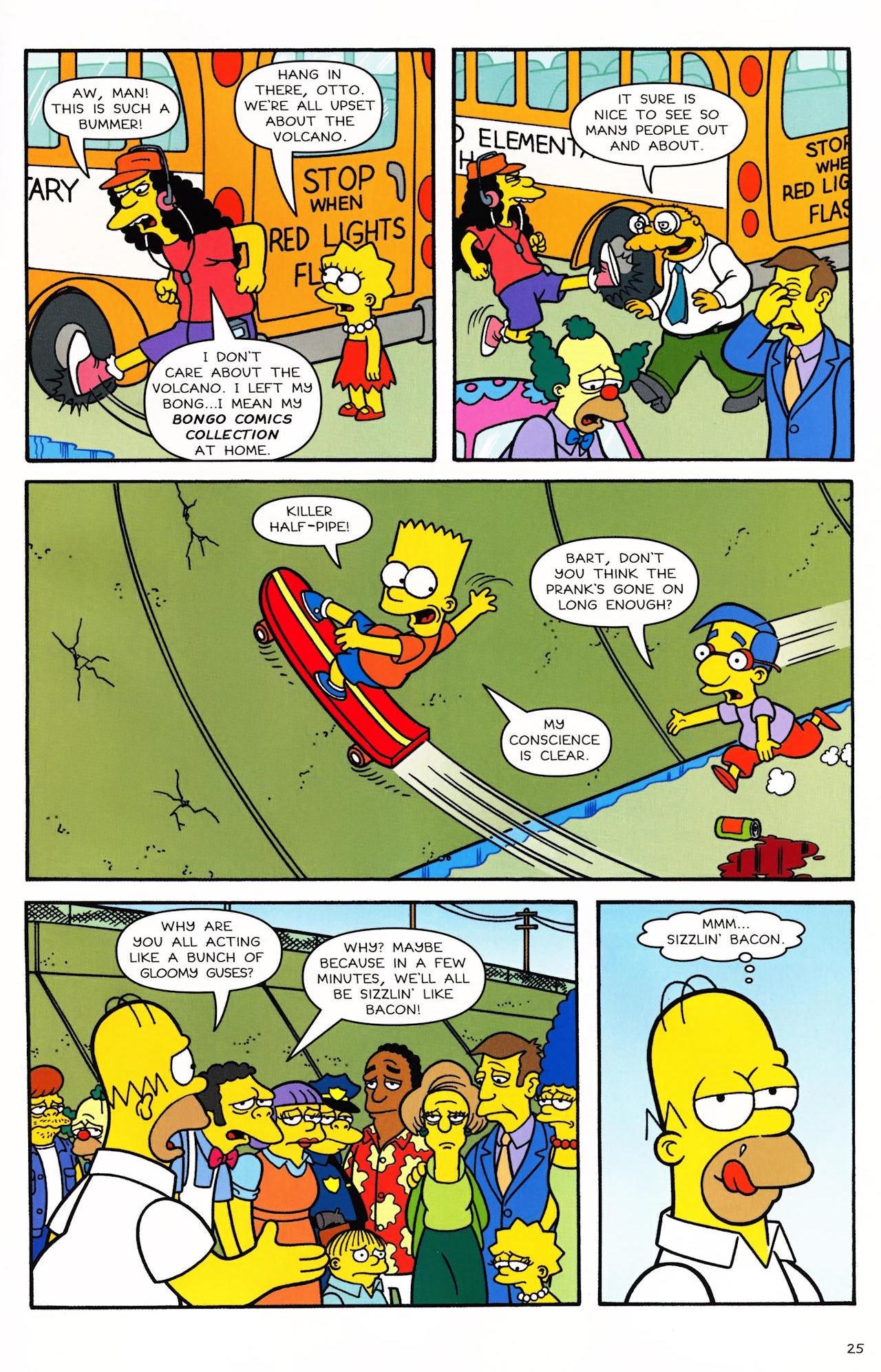 Read online Simpsons Comics comic -  Issue #152 - 20