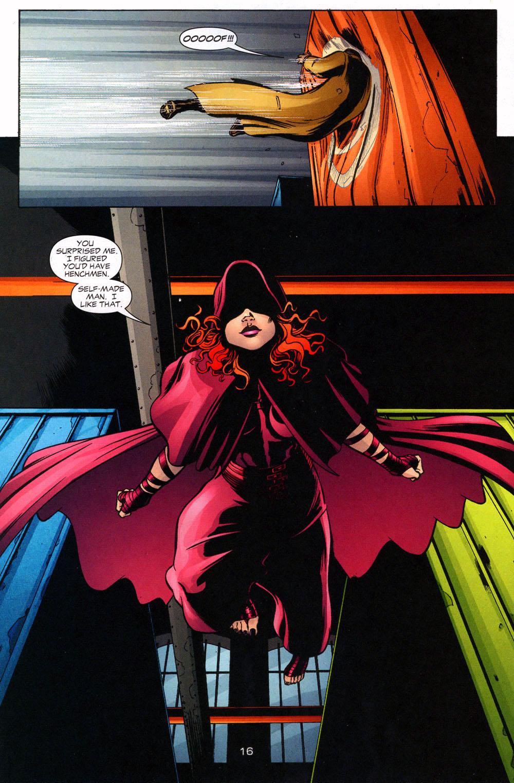 Read online Fallen Angel (2003) comic -  Issue #2 - 17