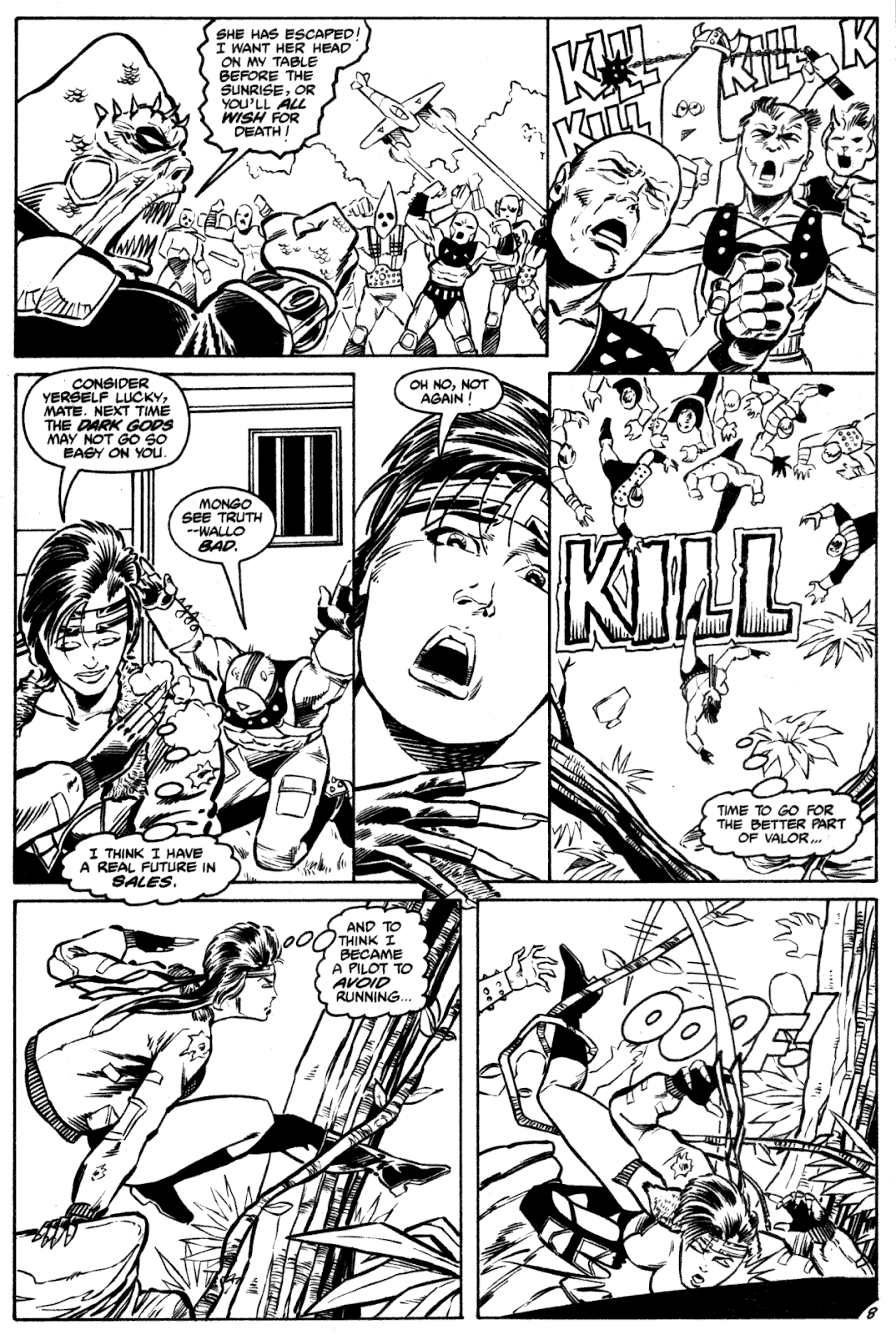 Shattered Earth issue 2 - Page 10