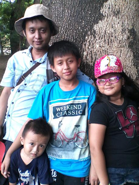foto di kebun binatang ragunan
