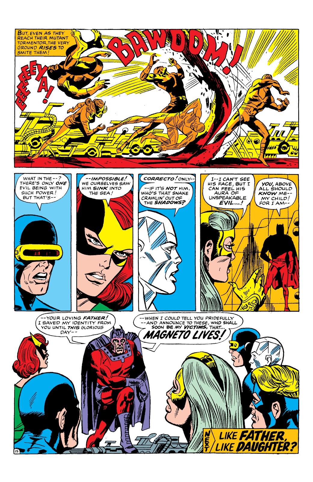 Uncanny X-Men (1963) issue 50 - Page 15