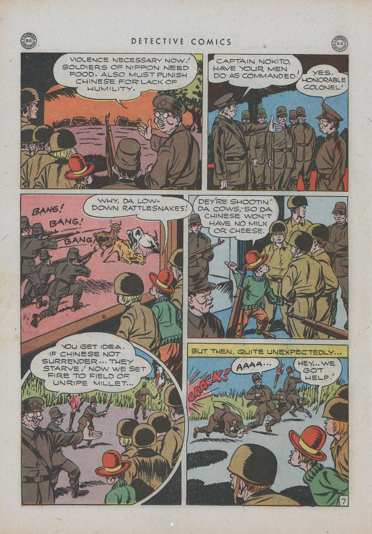 Read online Detective Comics (1937) comic -  Issue #99 - 39