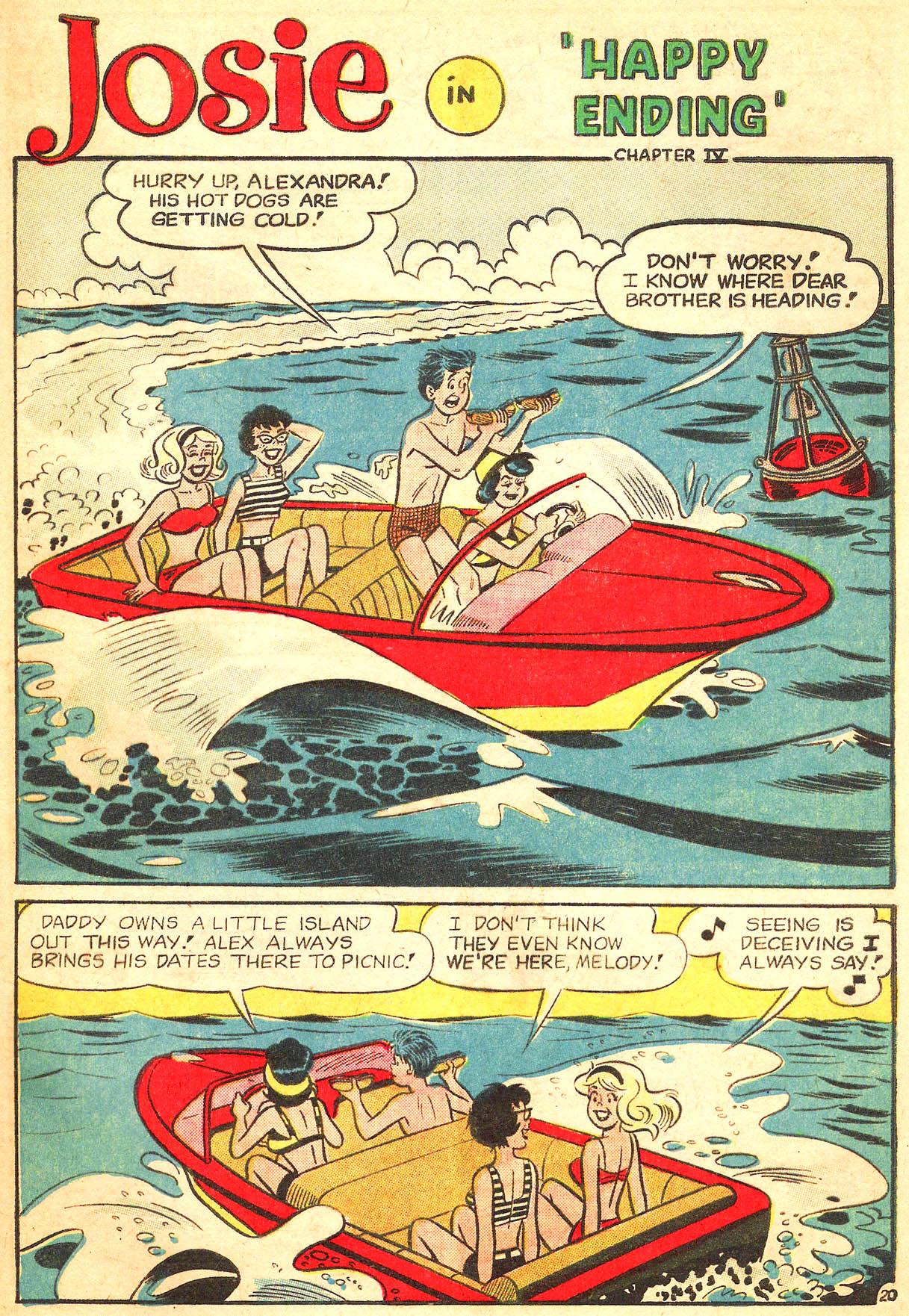 Read online She's Josie comic -  Issue #8 - 29