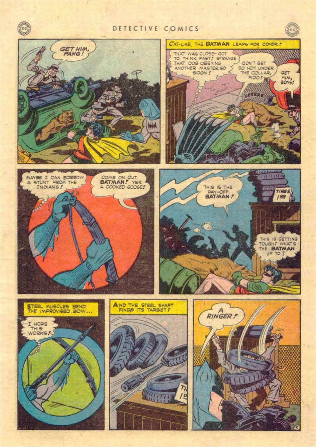 Read online Detective Comics (1937) comic -  Issue #97 - 7