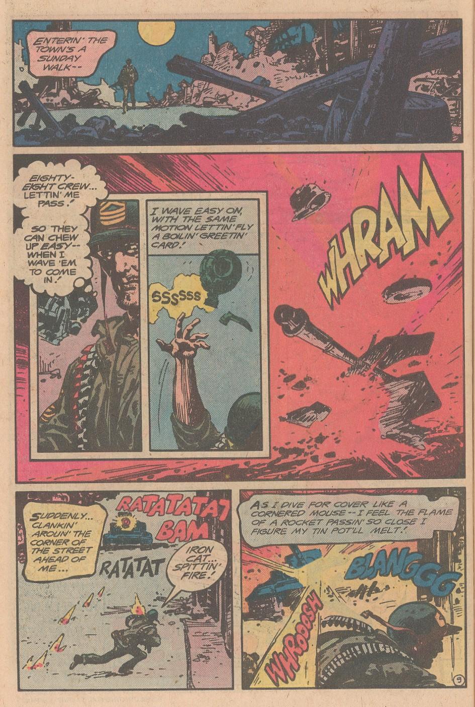 Read online Sgt. Rock comic -  Issue #345 - 10