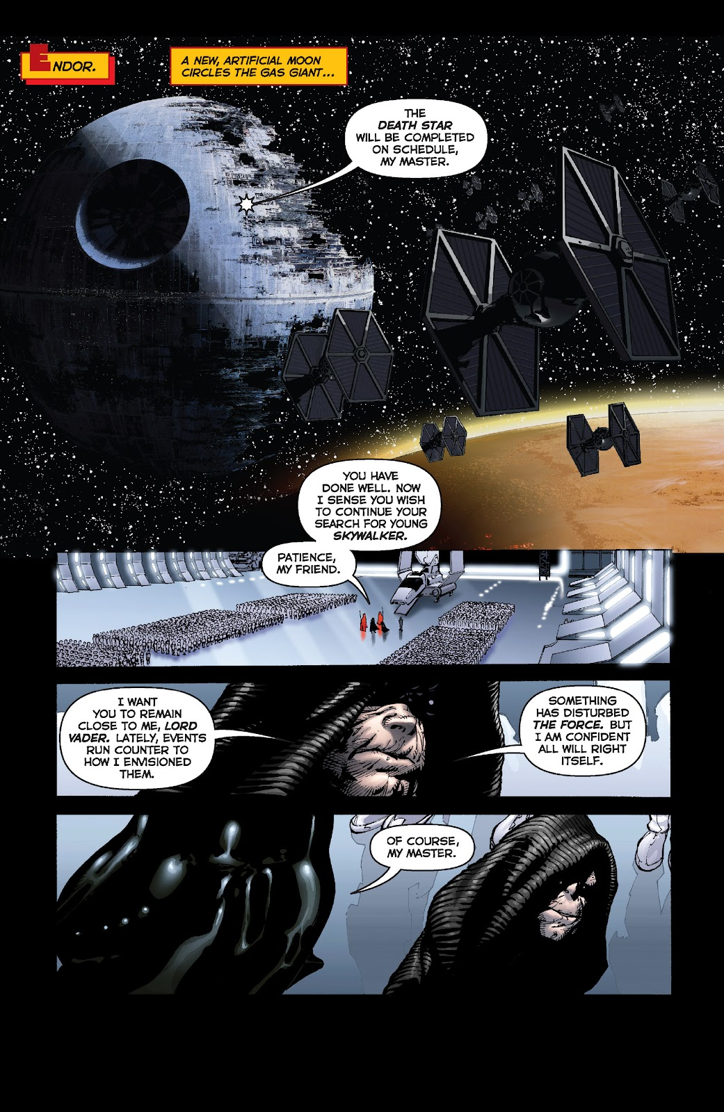Read online Star Wars Legends: Infinities - Epic Collection comic -  Issue # TPB (Part 3) - 11