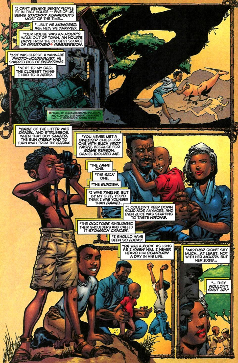 X-Men (1991) 76 Page 6