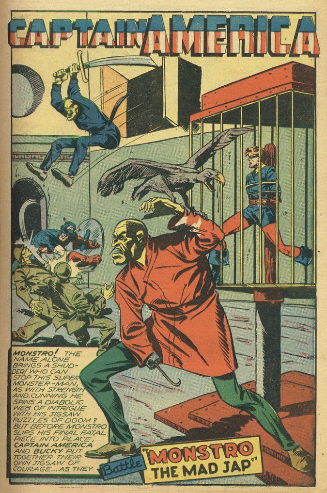 Read online All-Winners Comics comic -  Issue #14 - 14
