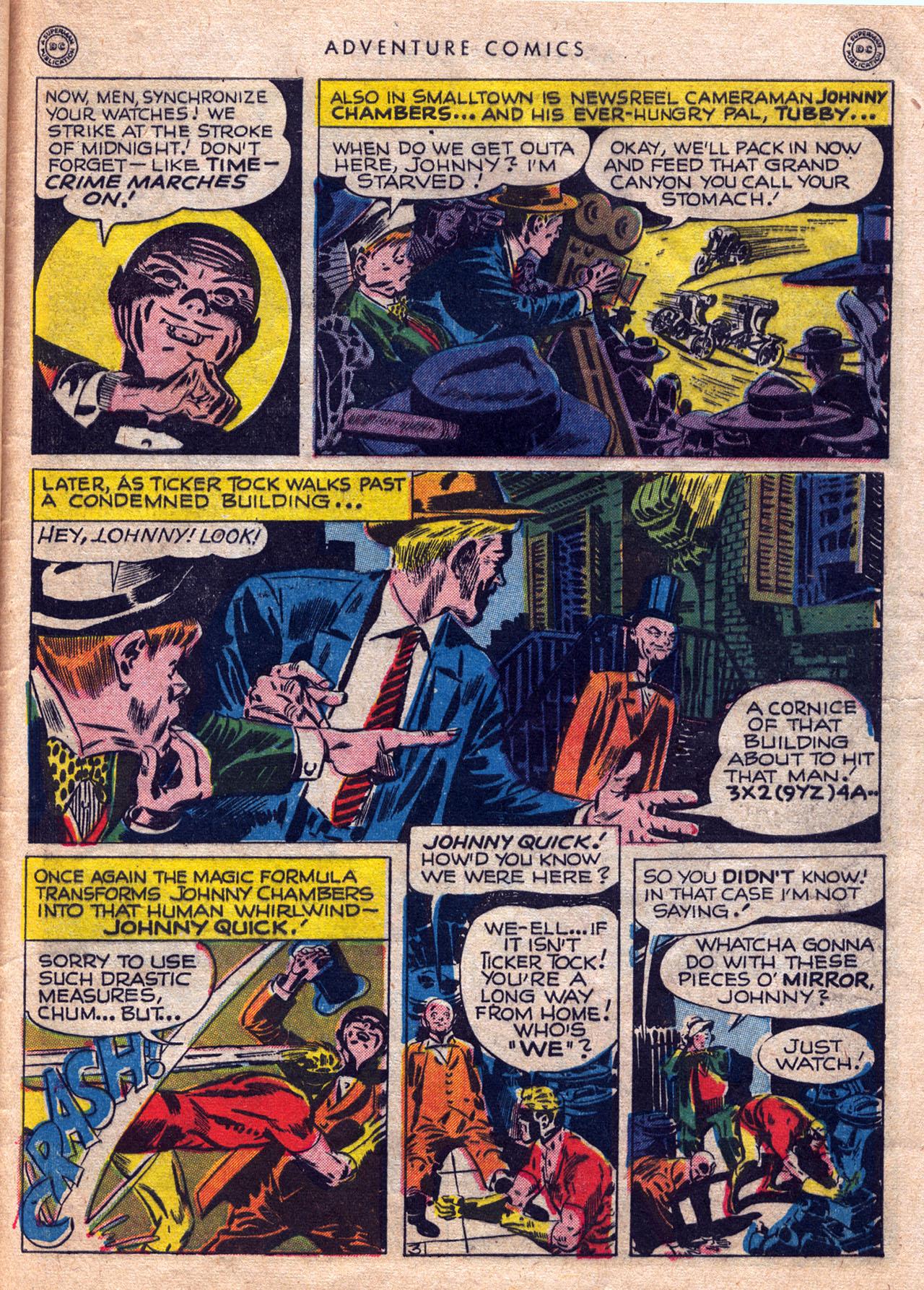Read online Adventure Comics (1938) comic -  Issue #120 - 43
