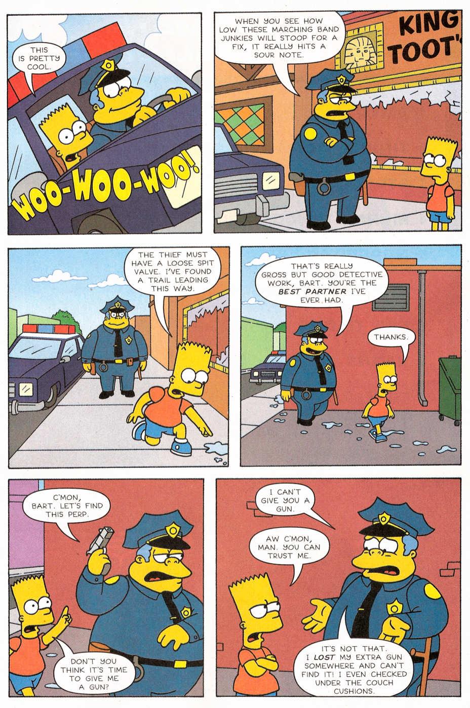 Read online Simpsons Comics Presents Bart Simpson comic -  Issue #29 - 6