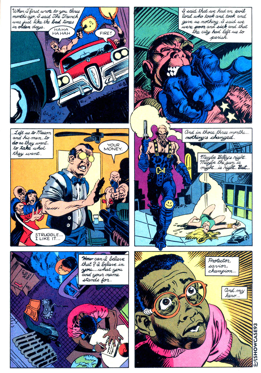 Read online Showcase '93 comic -  Issue #9 - 31