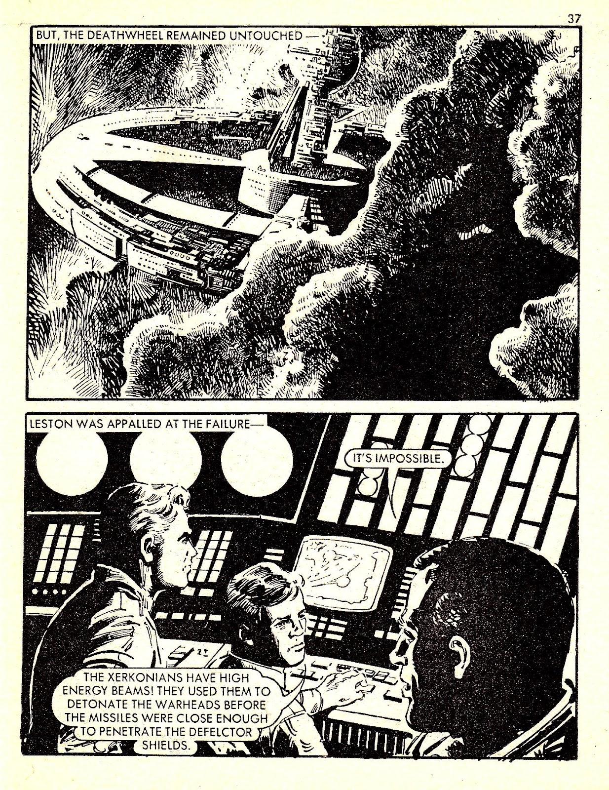 Starblazer issue 140 - Page 37