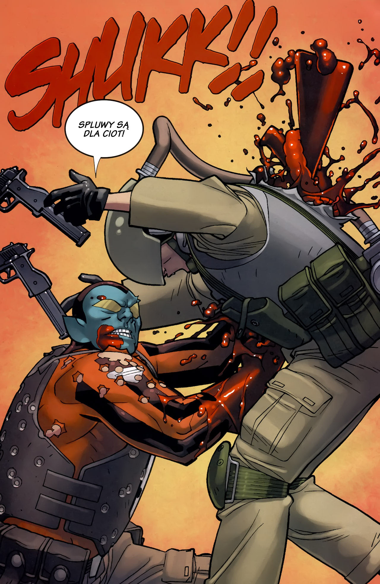 Read online Destroyer comic -  Issue #1 - 5