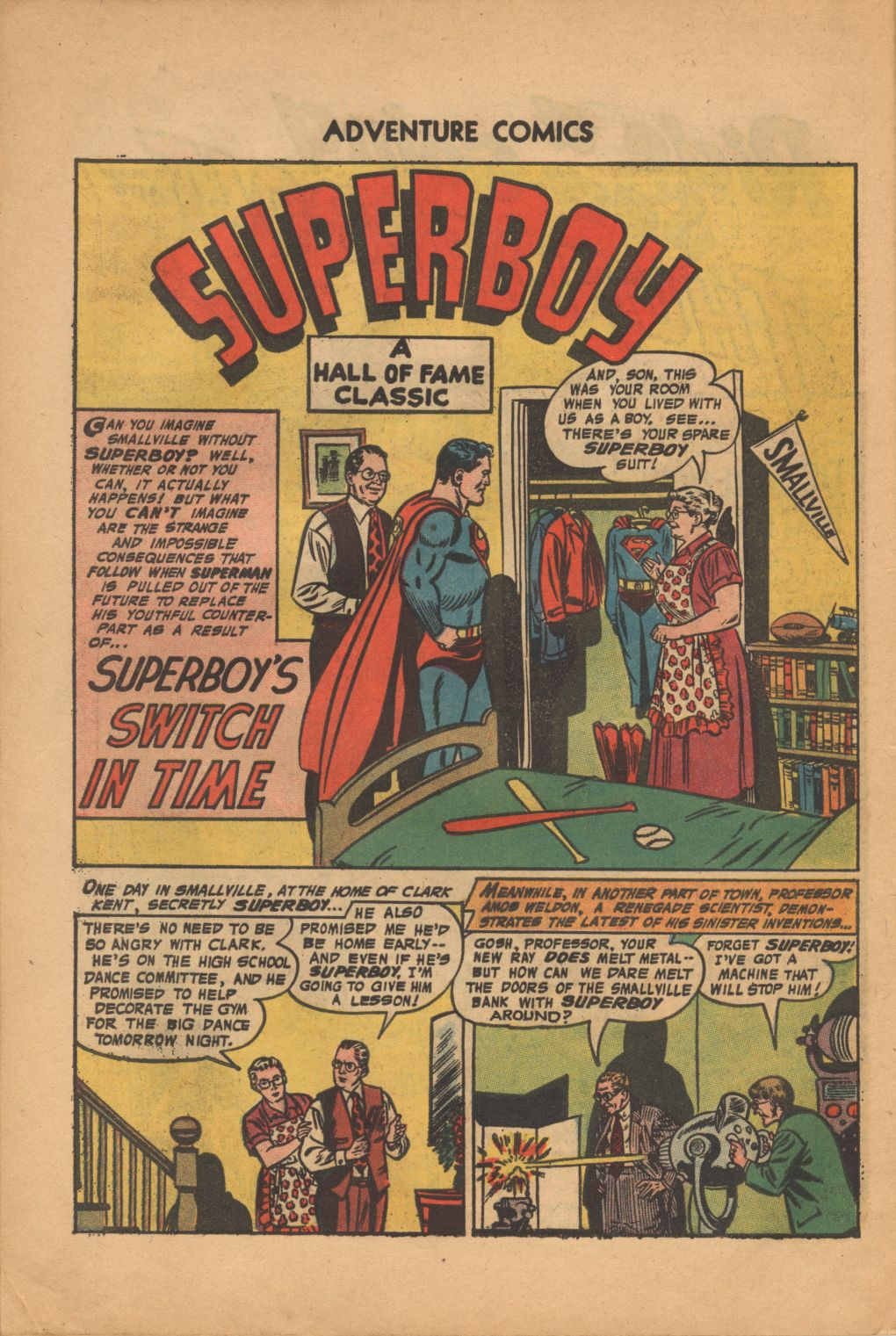 Read online Adventure Comics (1938) comic -  Issue #320 - 26